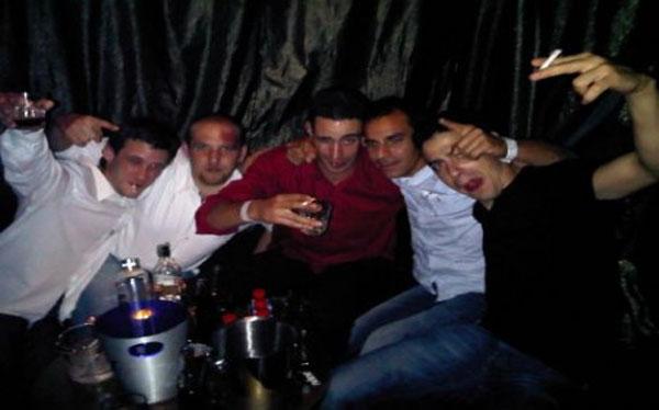 Clubs branchés EVG Prague