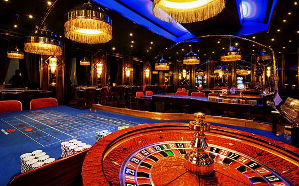Activité casino EVG Prague