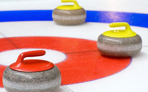 ACtivité curling EVG Prague